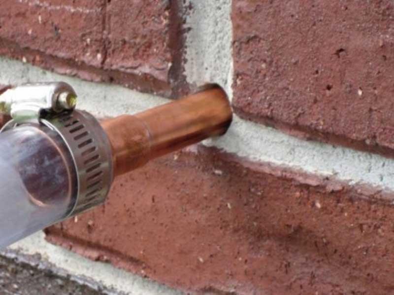 Отделка фасада из клинкерной плитки